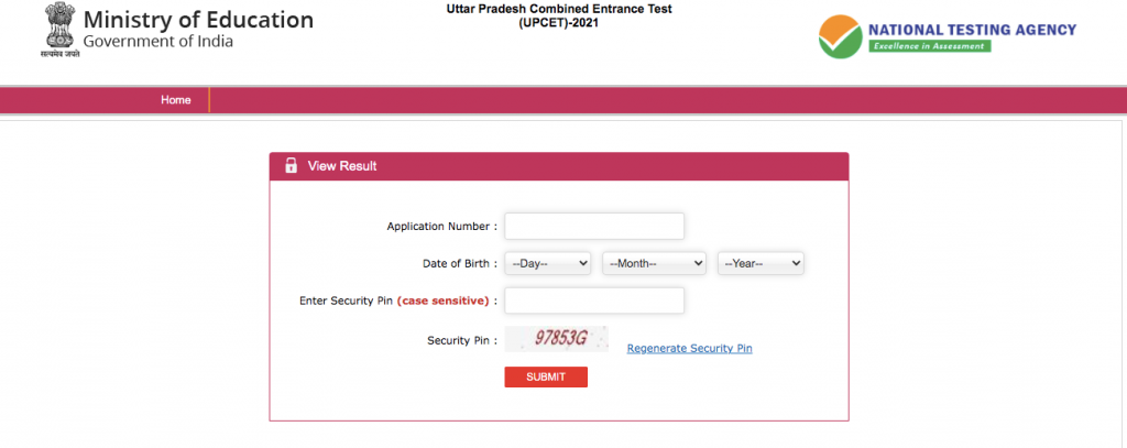 UPCET Result 2021 Download Rank Card and Merit List